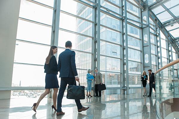 Condomínios comerciais e empresariais